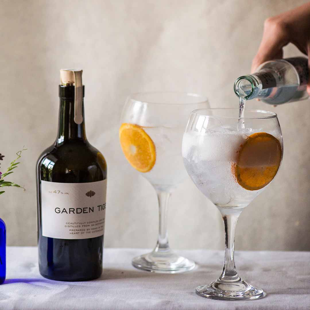 GT&T - Garden Tiger and Tonic