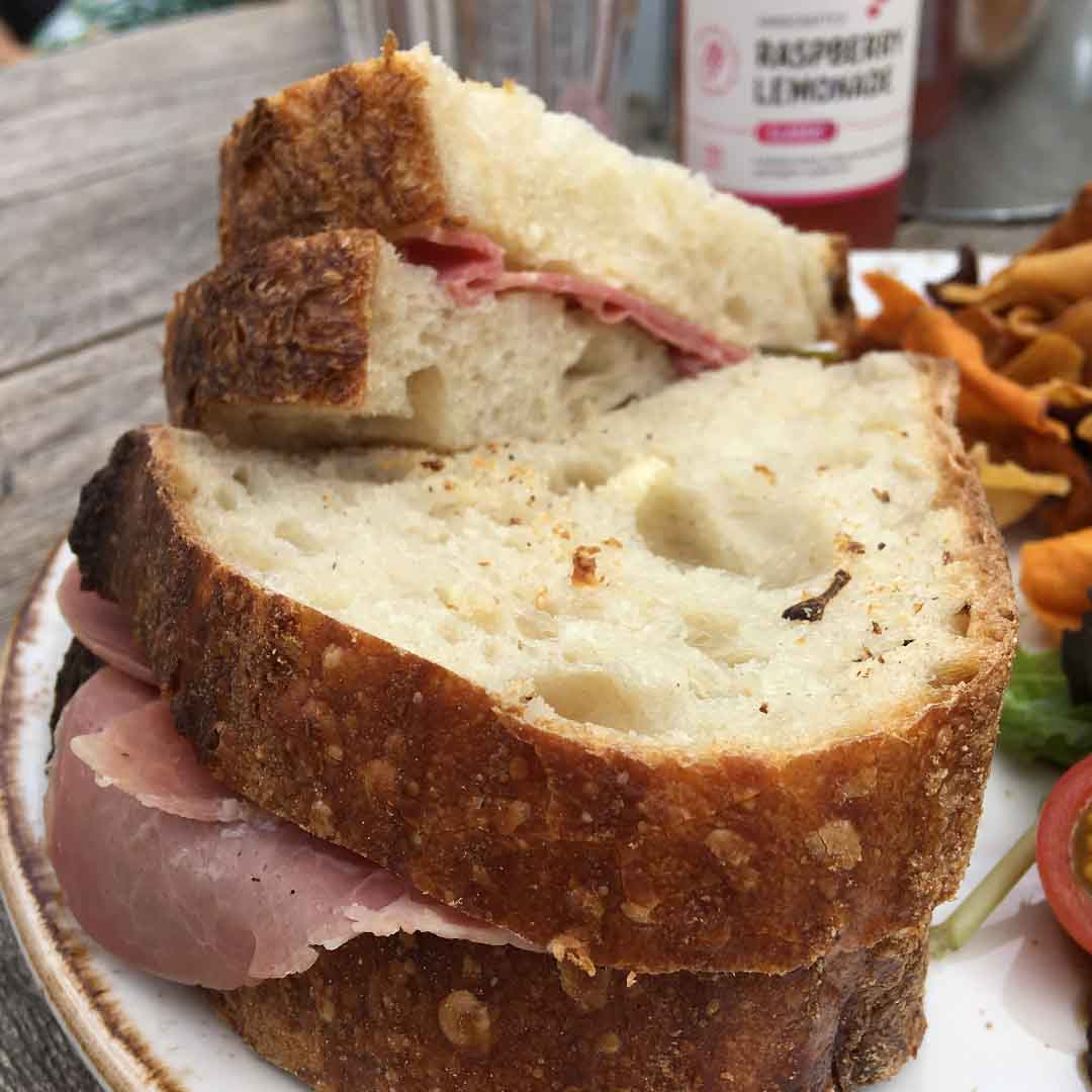 The Cotswold's take on a classic Rueben.