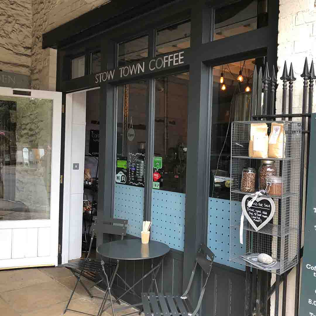Stow Town Coffee Shop