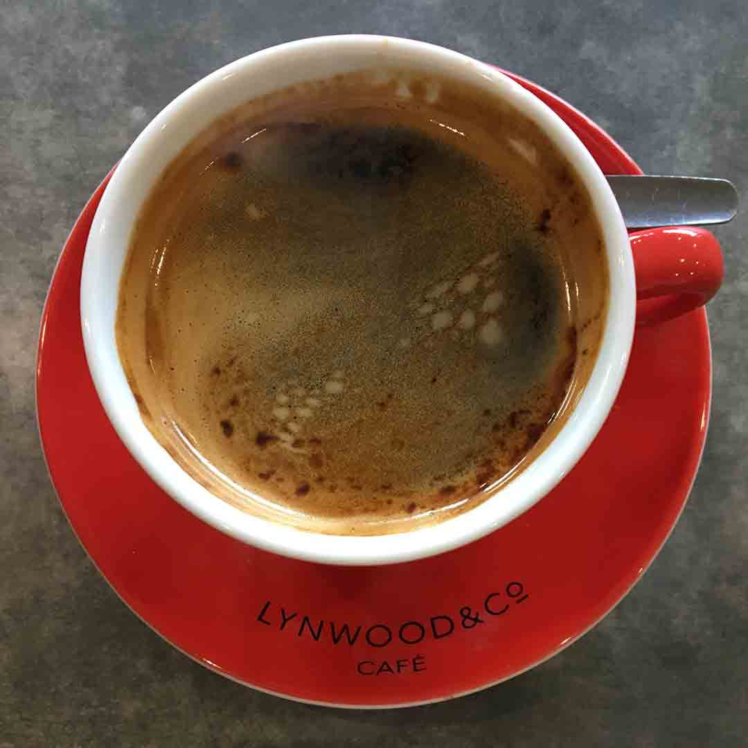 Lynwood and Co Black Coffee Americano