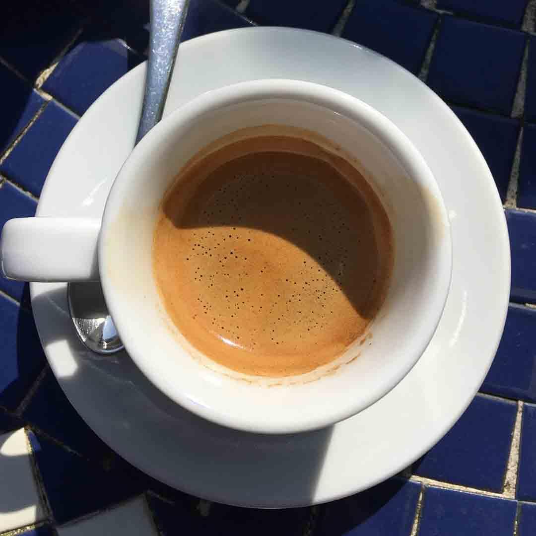 Curious Cafe Espresso