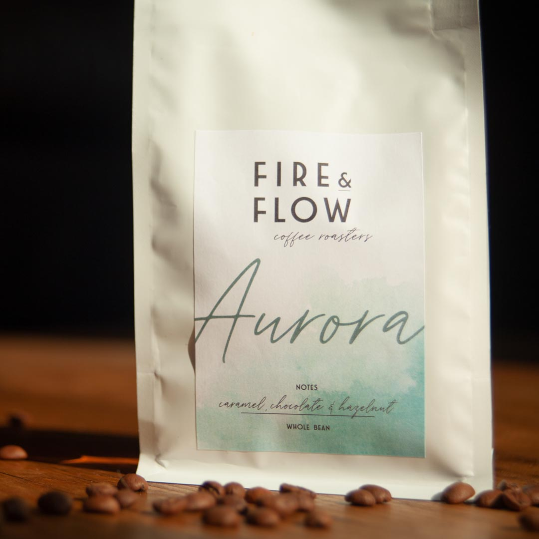 Fire and Flow Aurora Coffee Bag - Cotswold Eats