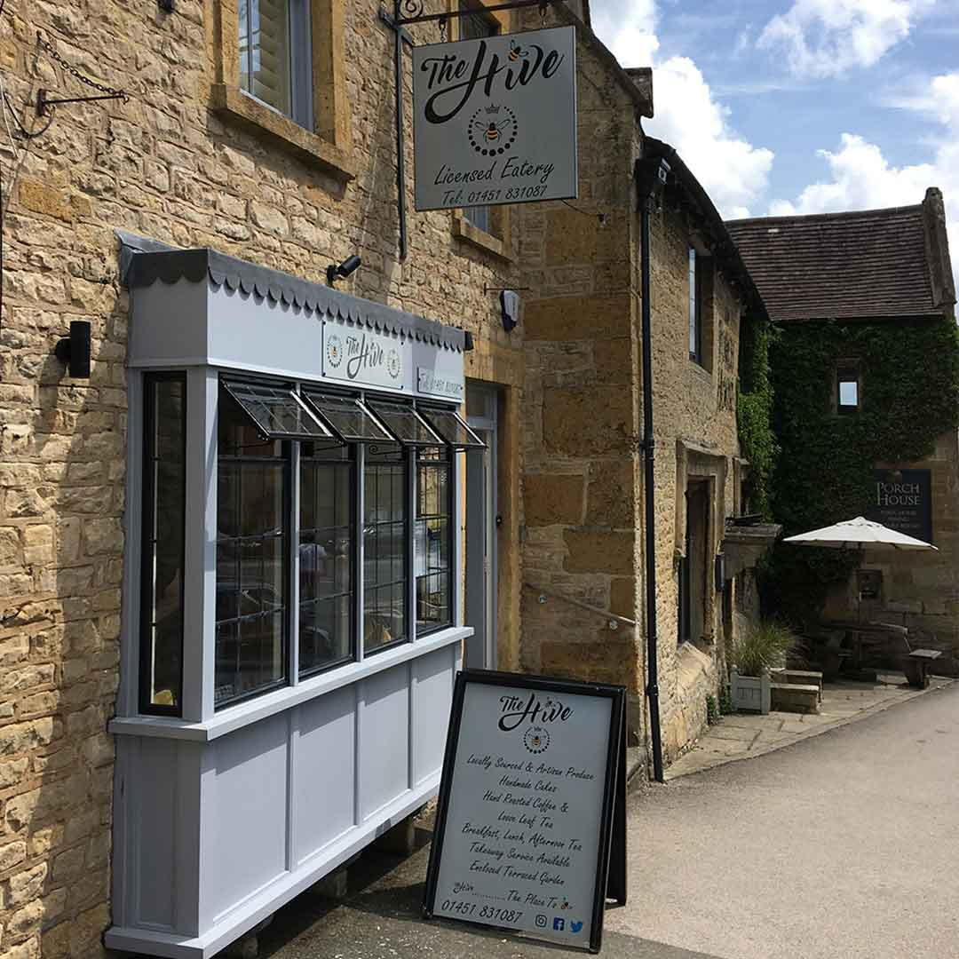 The Hive Stow - Cotswold Eats