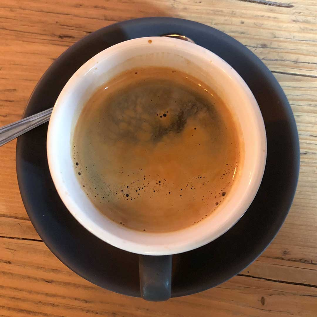Stow Town Coffee Americano - Cotswold Eats