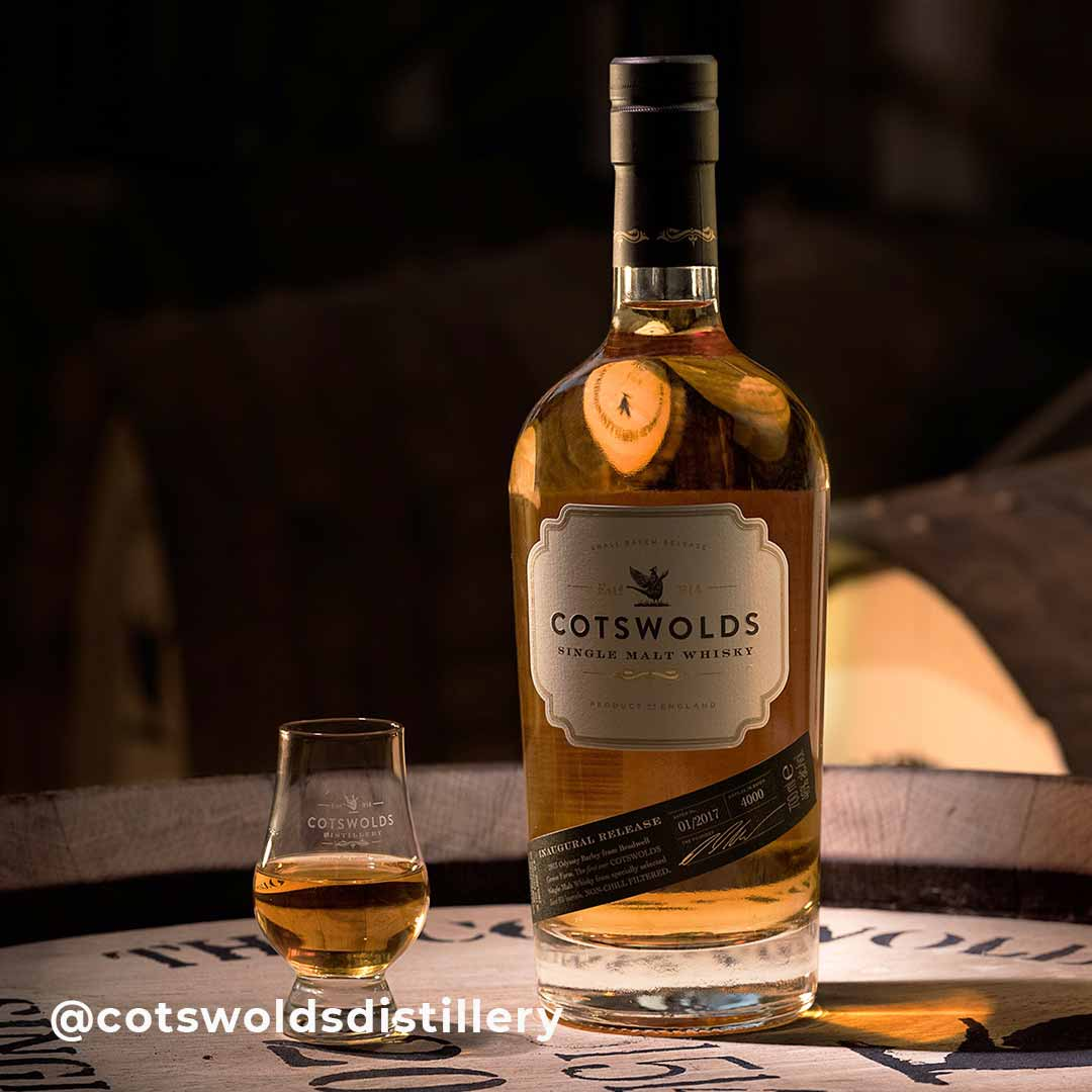 Cotswolds Distillery Single Malt Whisky