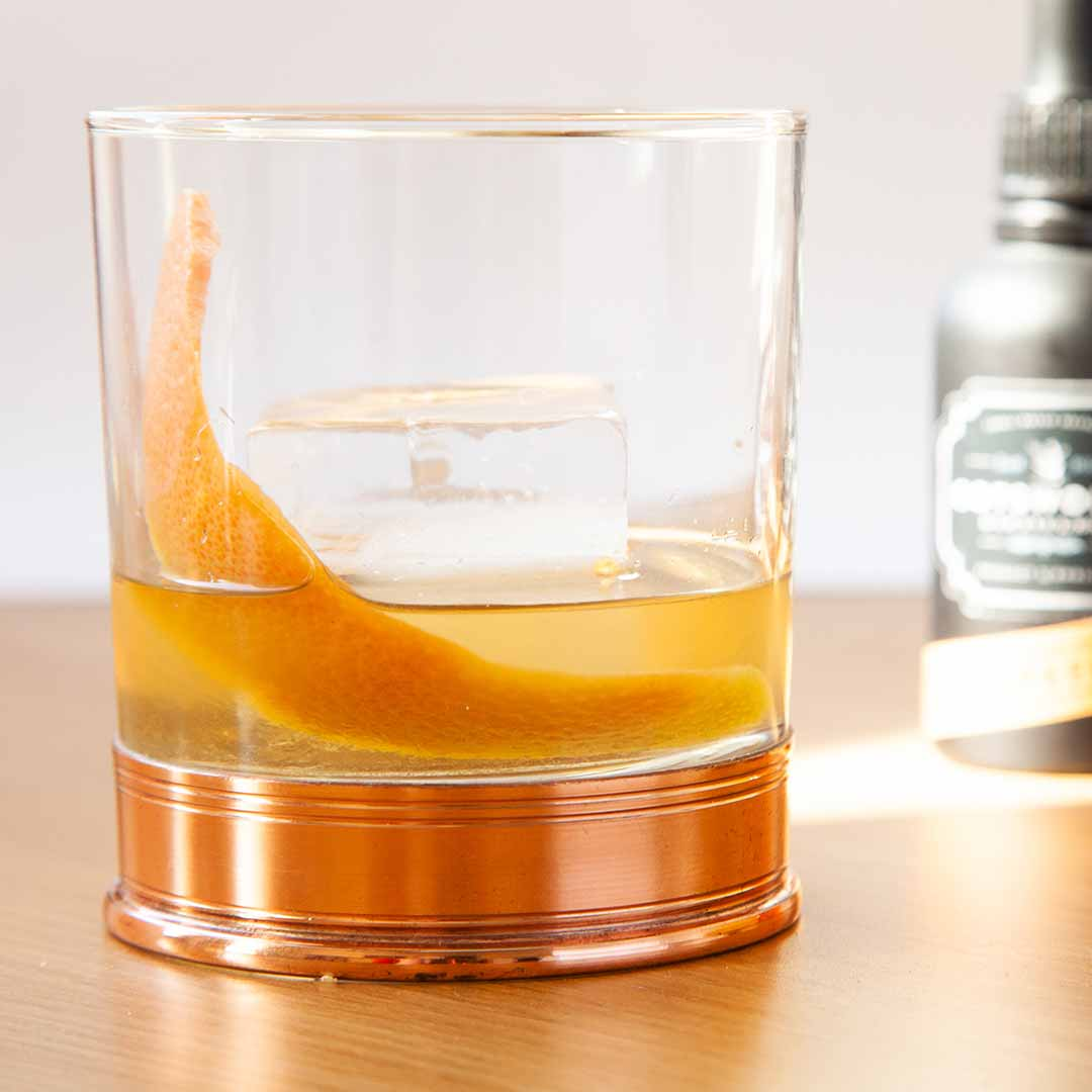 Whisky Cotswold Fashioned Cocktail - Cotswold Eats