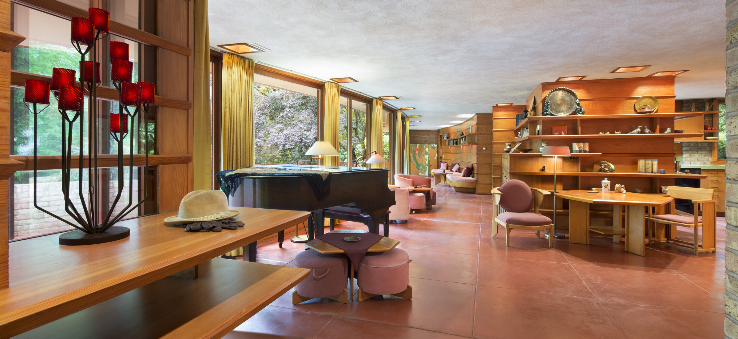 "The Laurent House: Frank Lloyd Wright's ""Little Gem"""