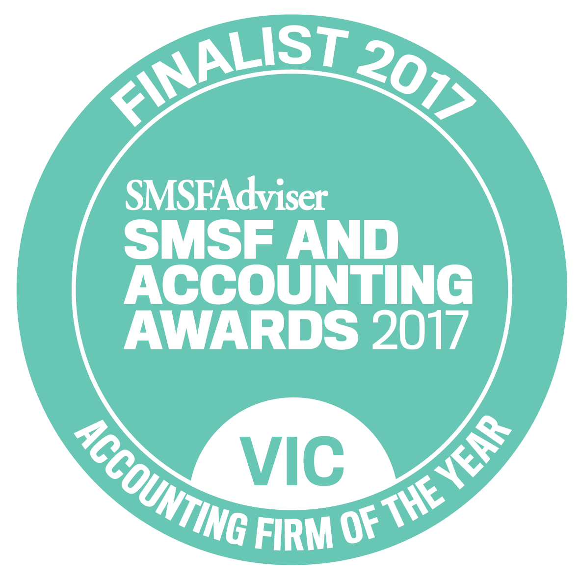 SMSF And Accounting Awards 2017 Accounting firm of the year