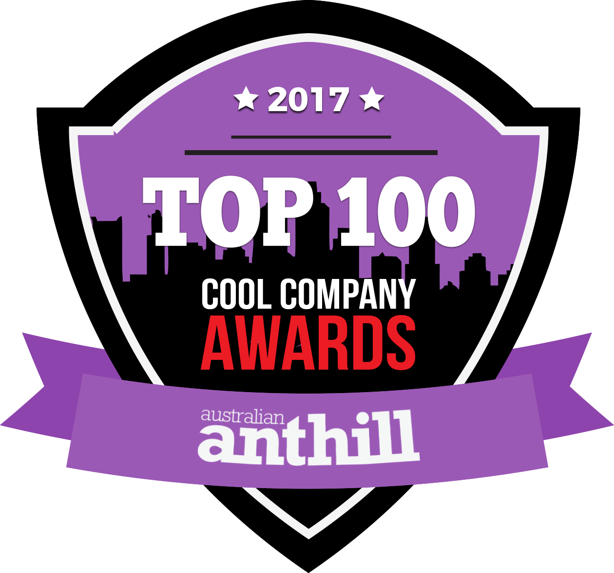 Australian Anithill Top 100 Cool Company Awards