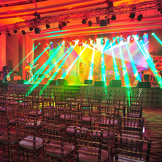 Event Lighting System