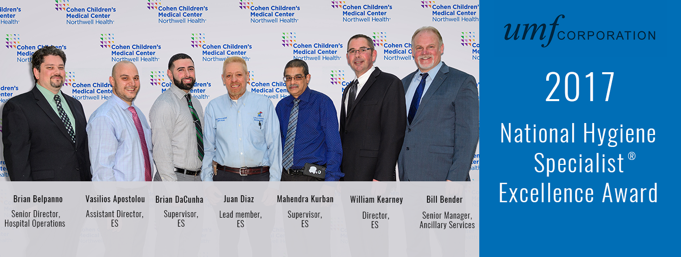National Hygiene Specialist® Excellence Award Recognizes