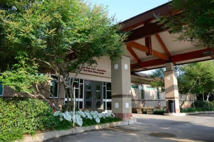 Red River Sinus Center Front of Office