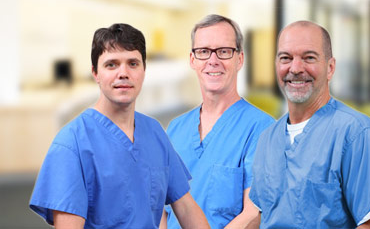 Drs. Wold, Webb, and Guillory, Red River ENT Specialists