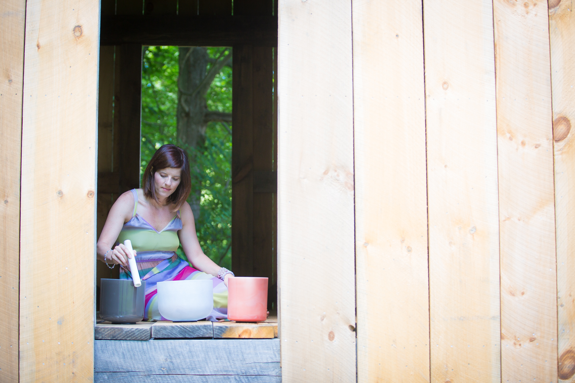 Healing Arts - Crystal Bowl Meditation