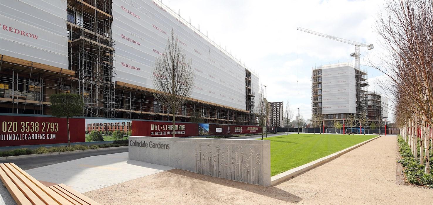 Colindale Gardens Development