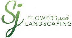 Sj Flowers & Landscaping Logo