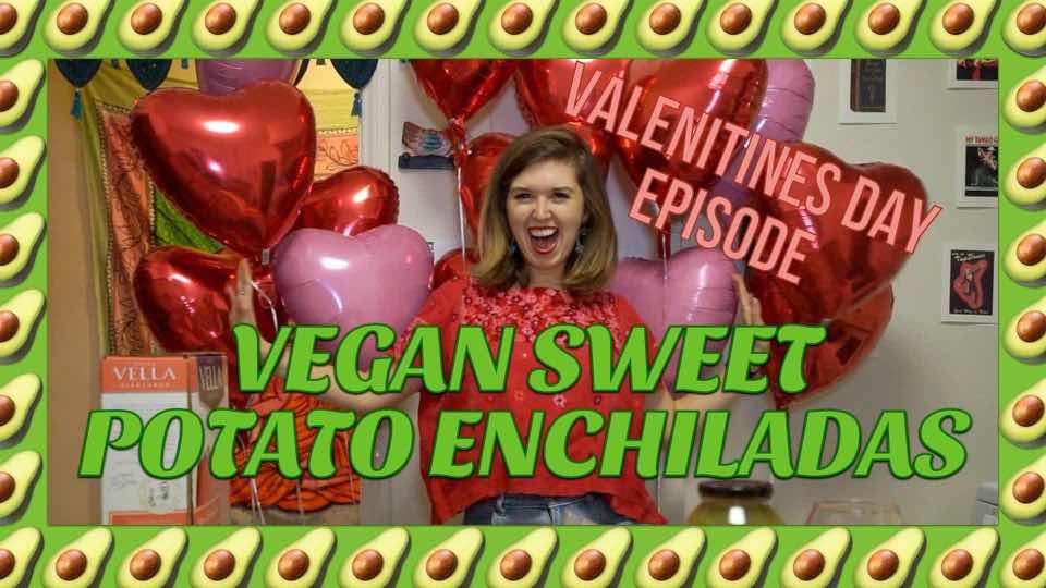 How to Make Sweet Potato Enchiladas with Avocadamama