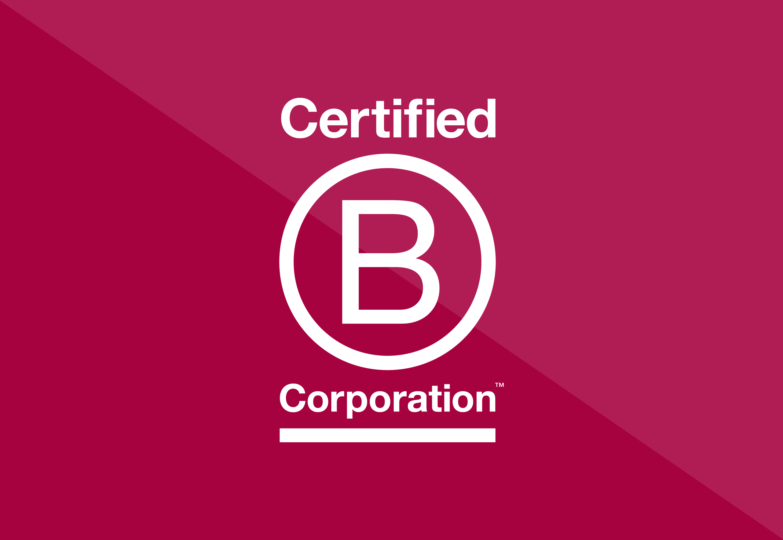 Flipside Creative is a Certified B Corporation