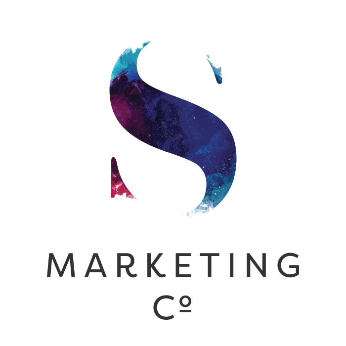Flipside Creative, Logo Design for S Marketing Co