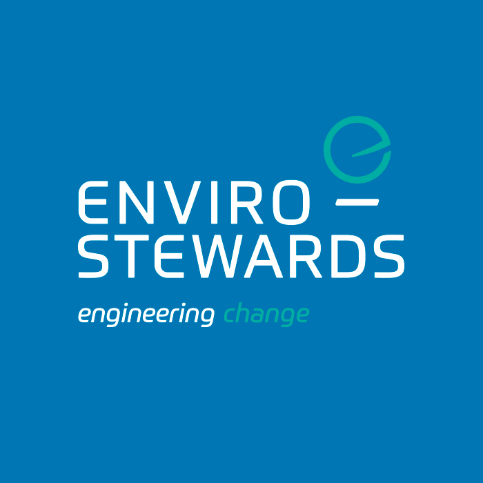 Brand design for Enviro-Stewards, by Flipside Creative.