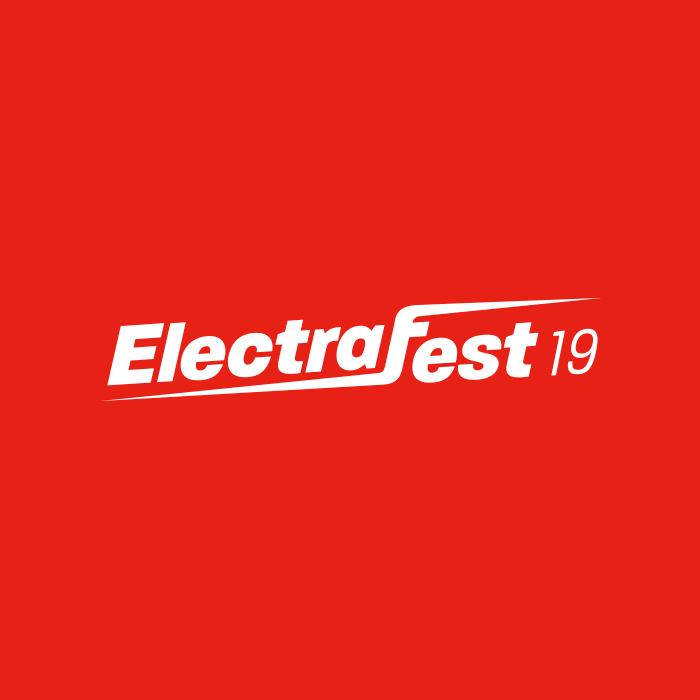 Brand design for ElectraFest.