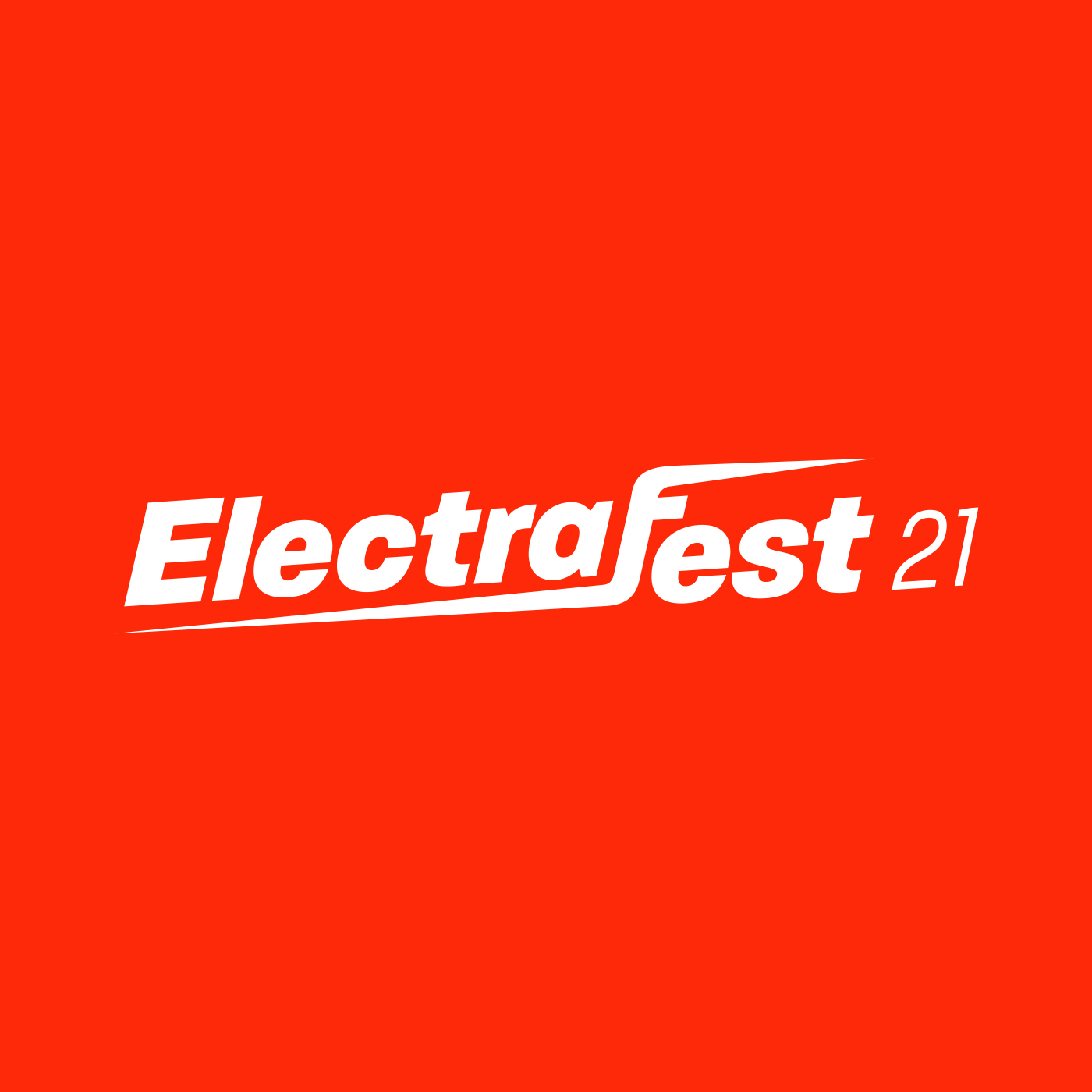 Vancouver's ElectraFest event branding and website design by Flipside Creative.