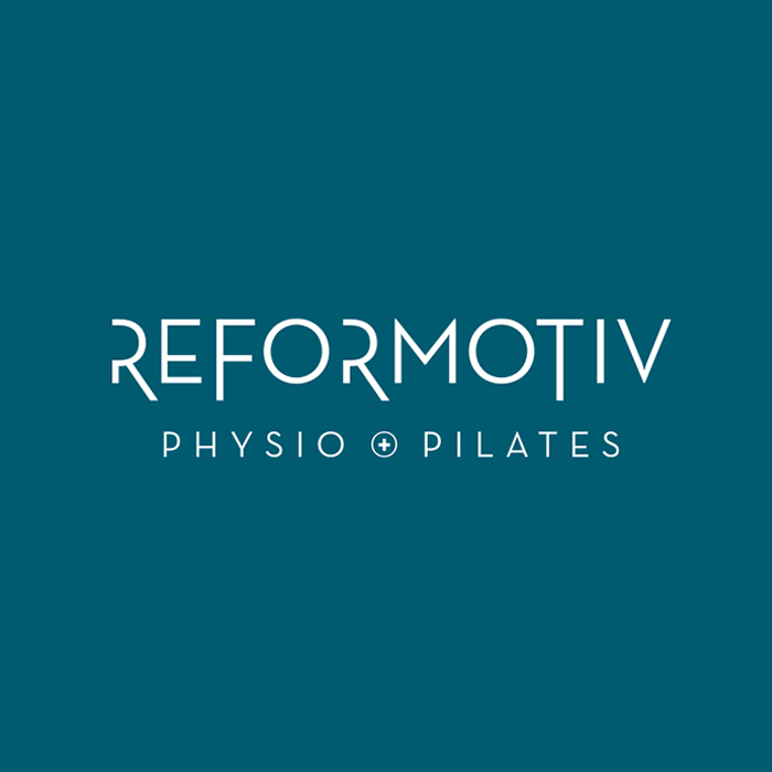 Brand and web design for Vancouver-based physiotherapy clinic, Reformotiv, by Flipside creative.