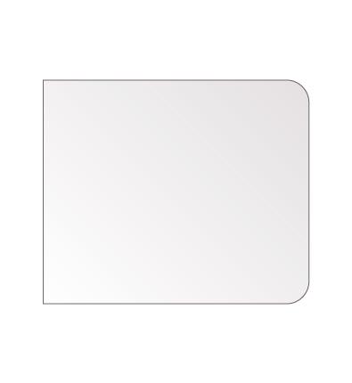 Underlagsplate kvadrat
