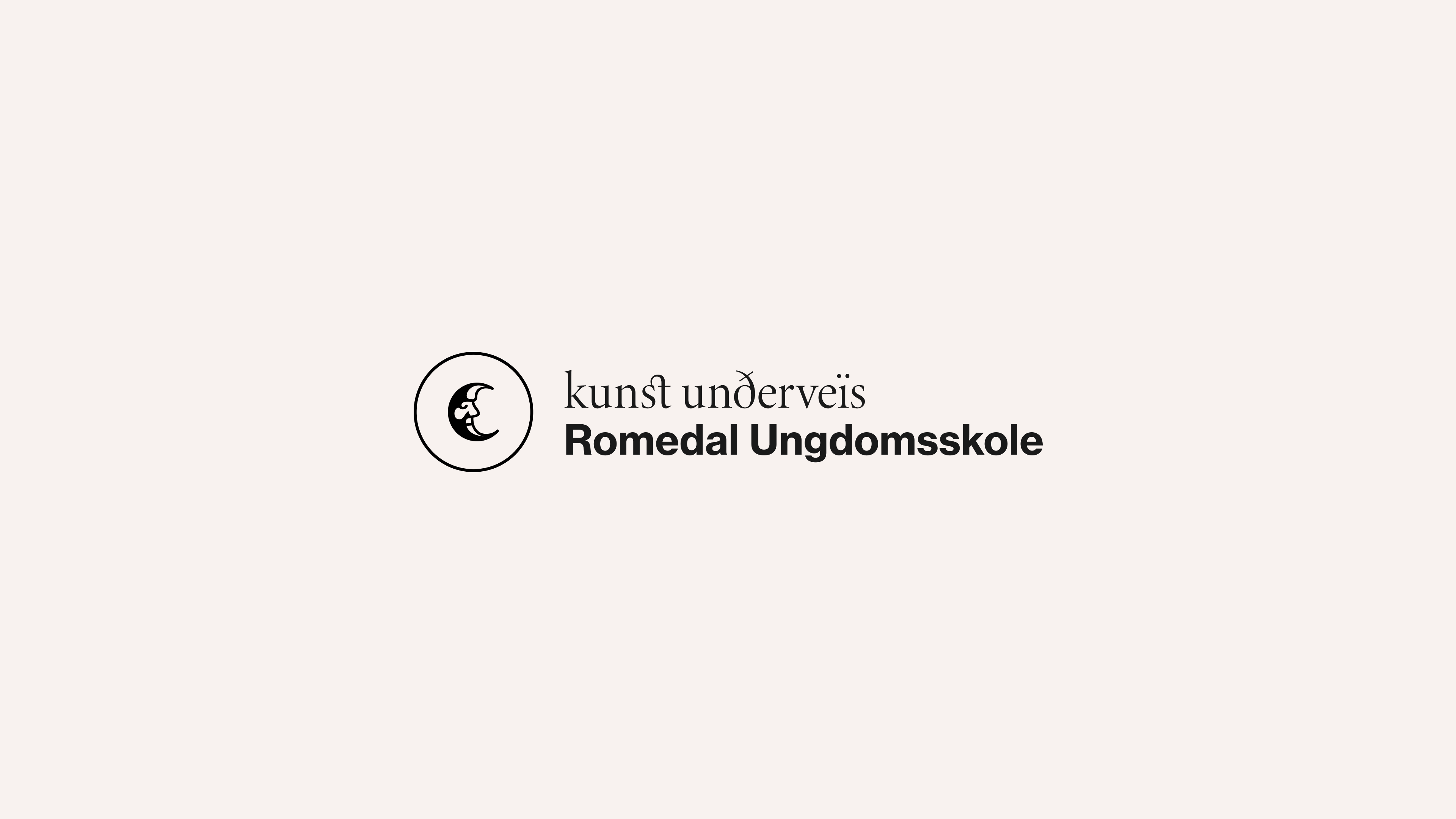 Kunst Underveis logo