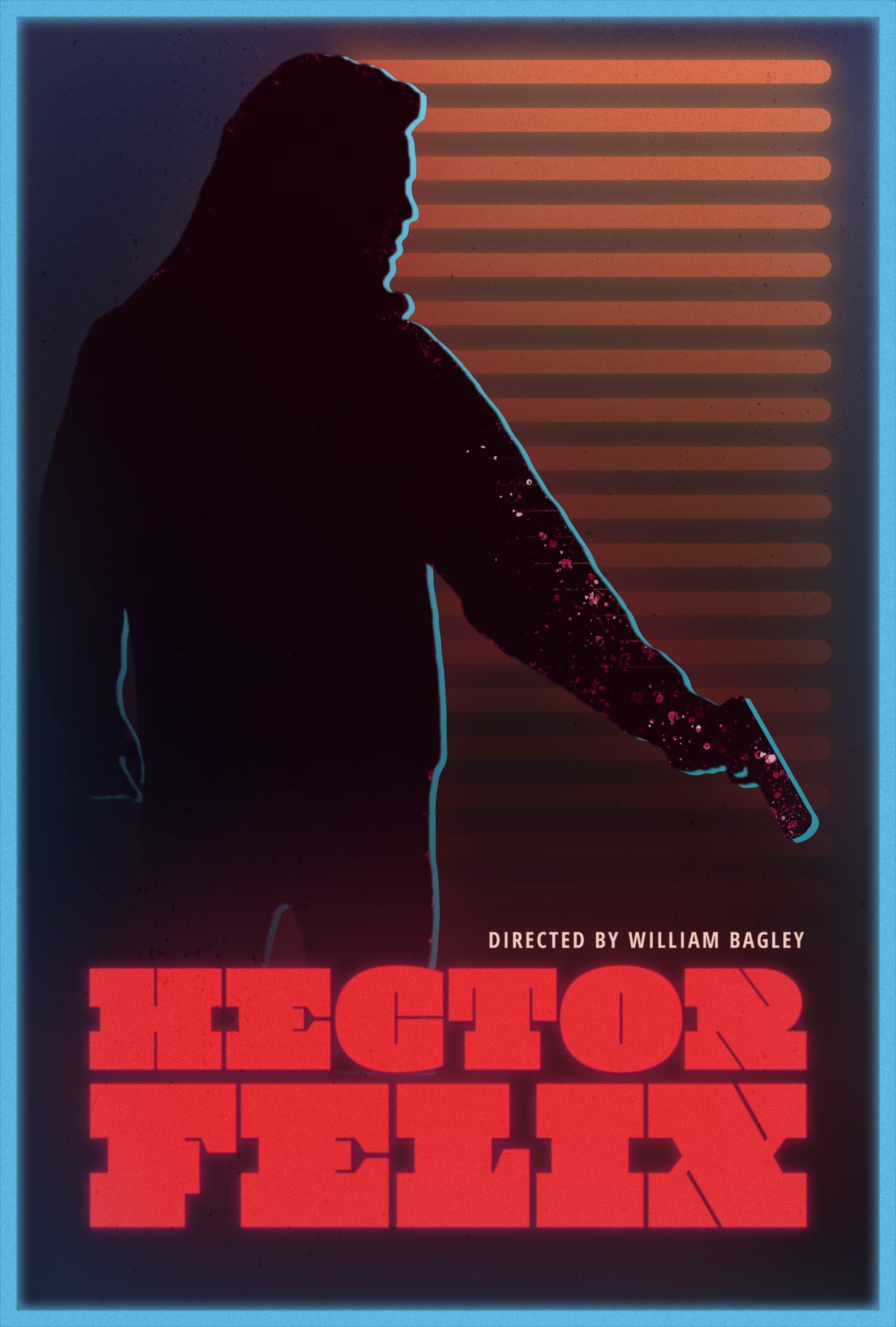 Hector Felix film poster design
