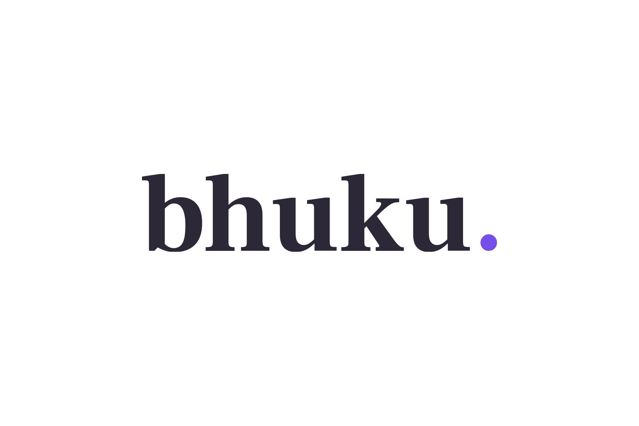 Bhuku logo