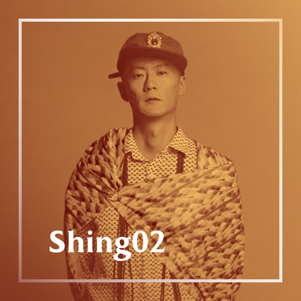 Shing02  playlist cover