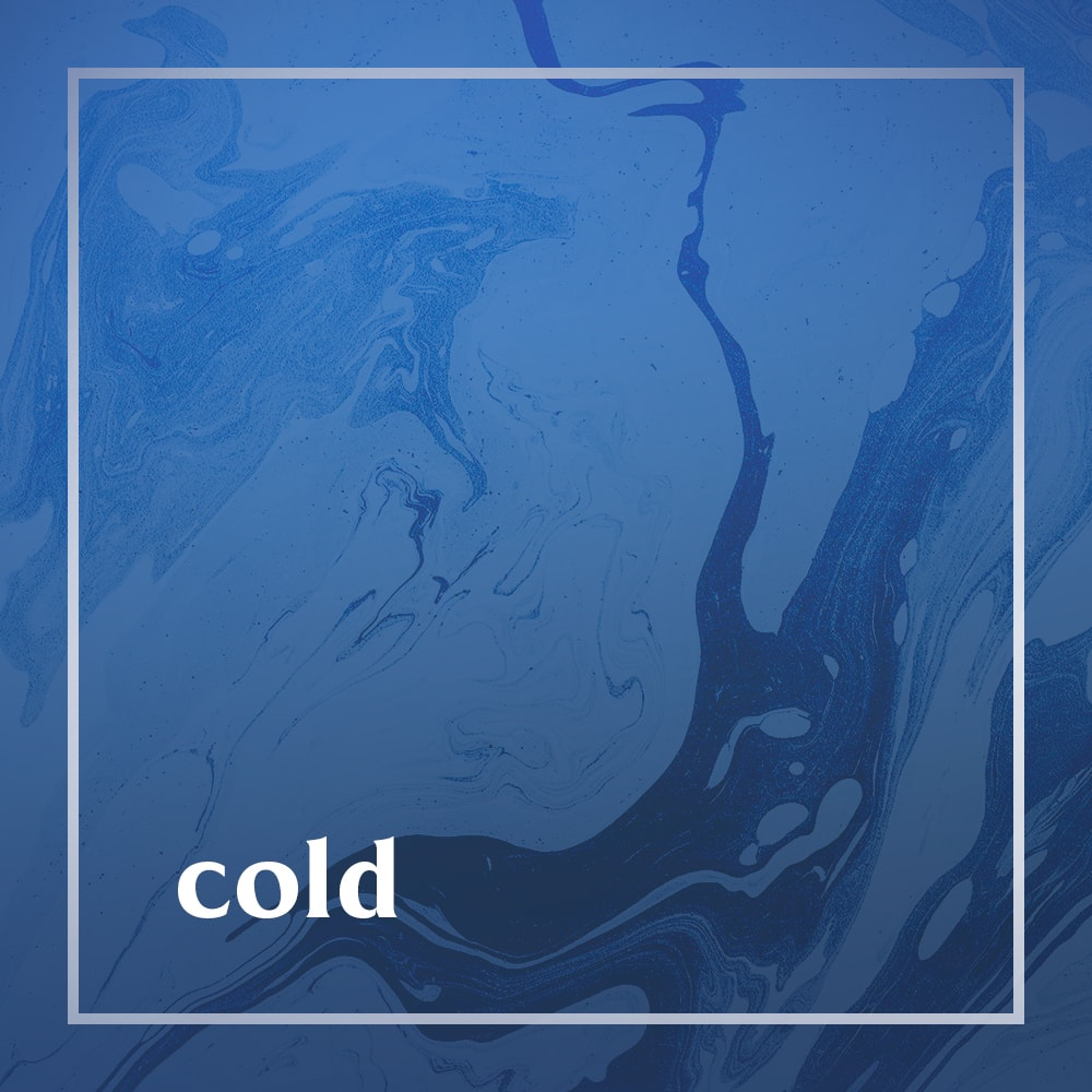 Cold playlist cover