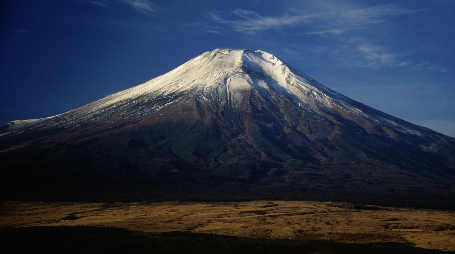 Every Japanese citizen should climb Mount Fuji at least once in their lifetime. For other nationalities it's highly recommended. Climbing Japan's highest (3776m) and most prominent mountain is a life changing achievement.