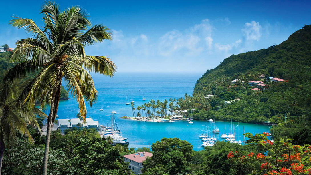 You've probably never heard one of the most spectacular islands in the Caribbean, an island reserved for the wealthy and famous her name is Saint Lucia, and is the only destination in the world that is named after a woman.