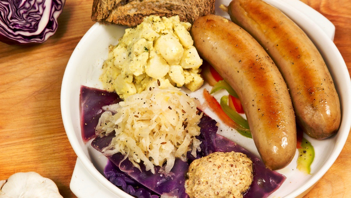 What makes German eating habits different from other countries is that lunch, or Mittagessen in German language, is considered as the main meal of the day and not supper, or Abendbrot.