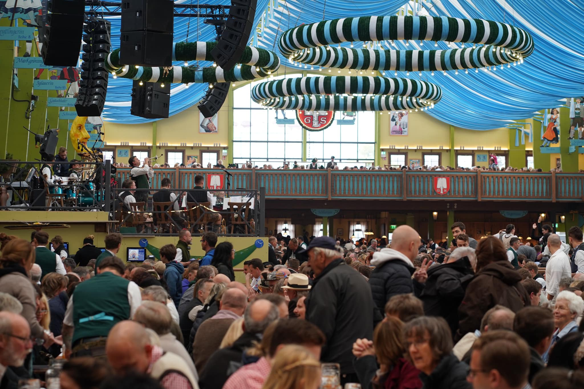The first Oktoberfest in 1810 was, in fact, a universal national celebration on the occasion of the wedding of Prince Ludwig. Initially, Oktoberfest is mainly linked to horse racing and archery.