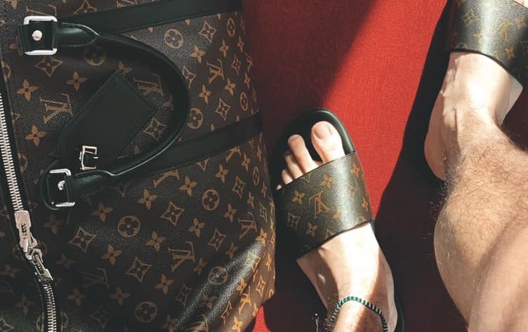 Louis Vuitton's legacy as a trunk creator went before even the establishing of the organization.