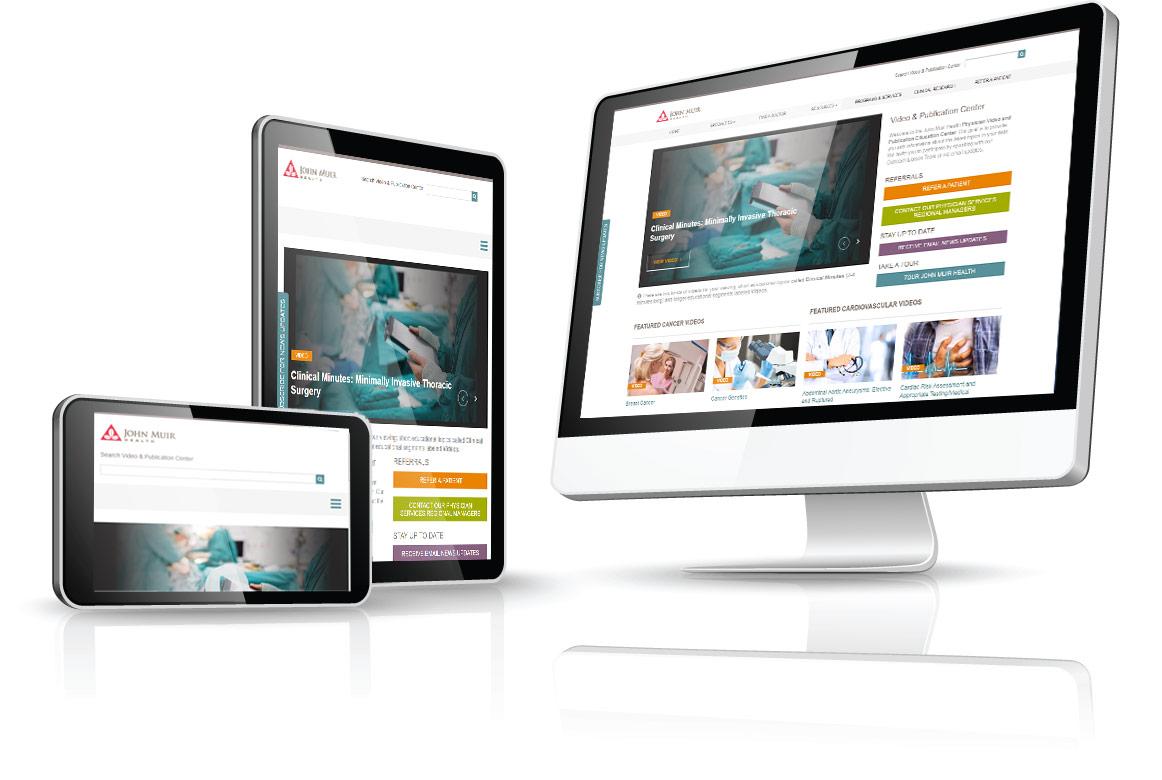 John Muir Health | BCM Client Site