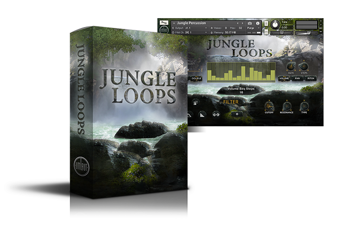 Jungle Loops by Umlaut Audio