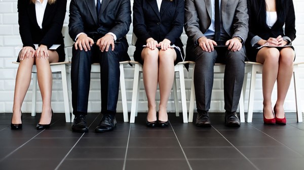 How to Ace Your Packaging Interview Packaging Blog 5 people seated waiting for an interview