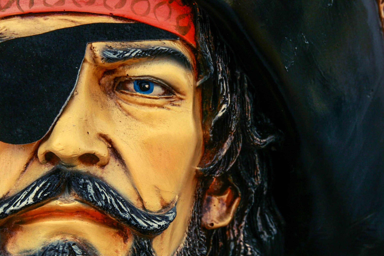 Pirate man