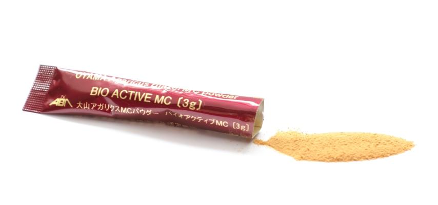 Efectul ciupercii Oyama Agaricus Bio Active MC in cancerul progresiv