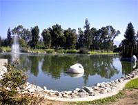 Picture of Almansor Lake