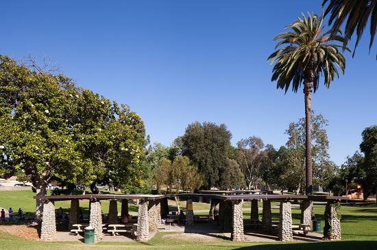 Photo of Alhambra Park picnic shelter