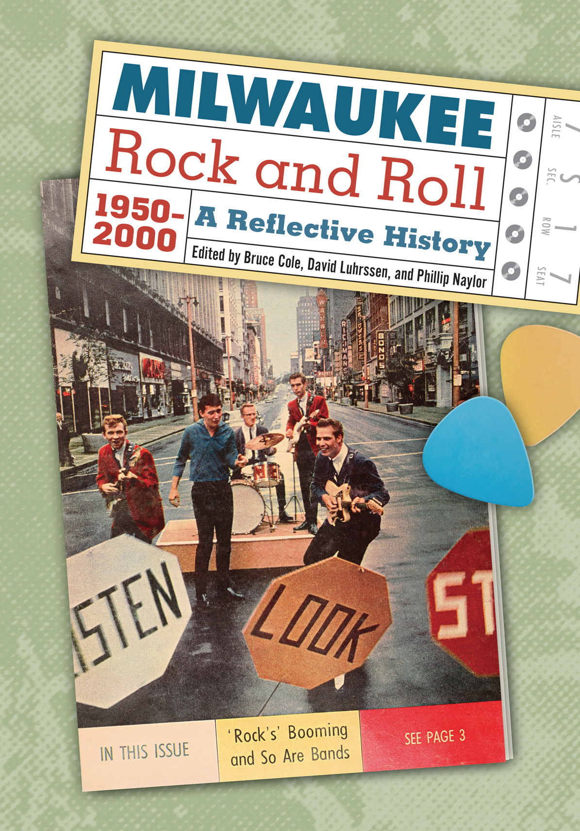 Milwaukee Rock and Roll 1950-2000–A Reflective History