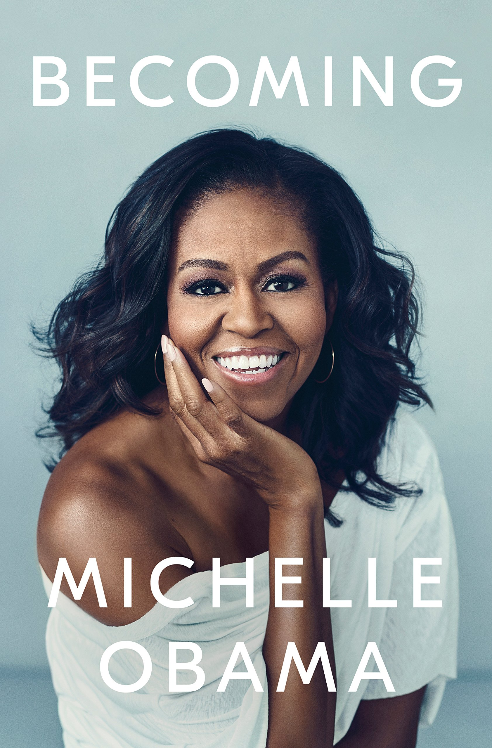 Spell-ometer November 2018 - Becoming by Michelle Obama