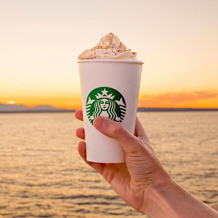 Spell-ometer November 2018 - Starbucks Pumpkin Spice Latte