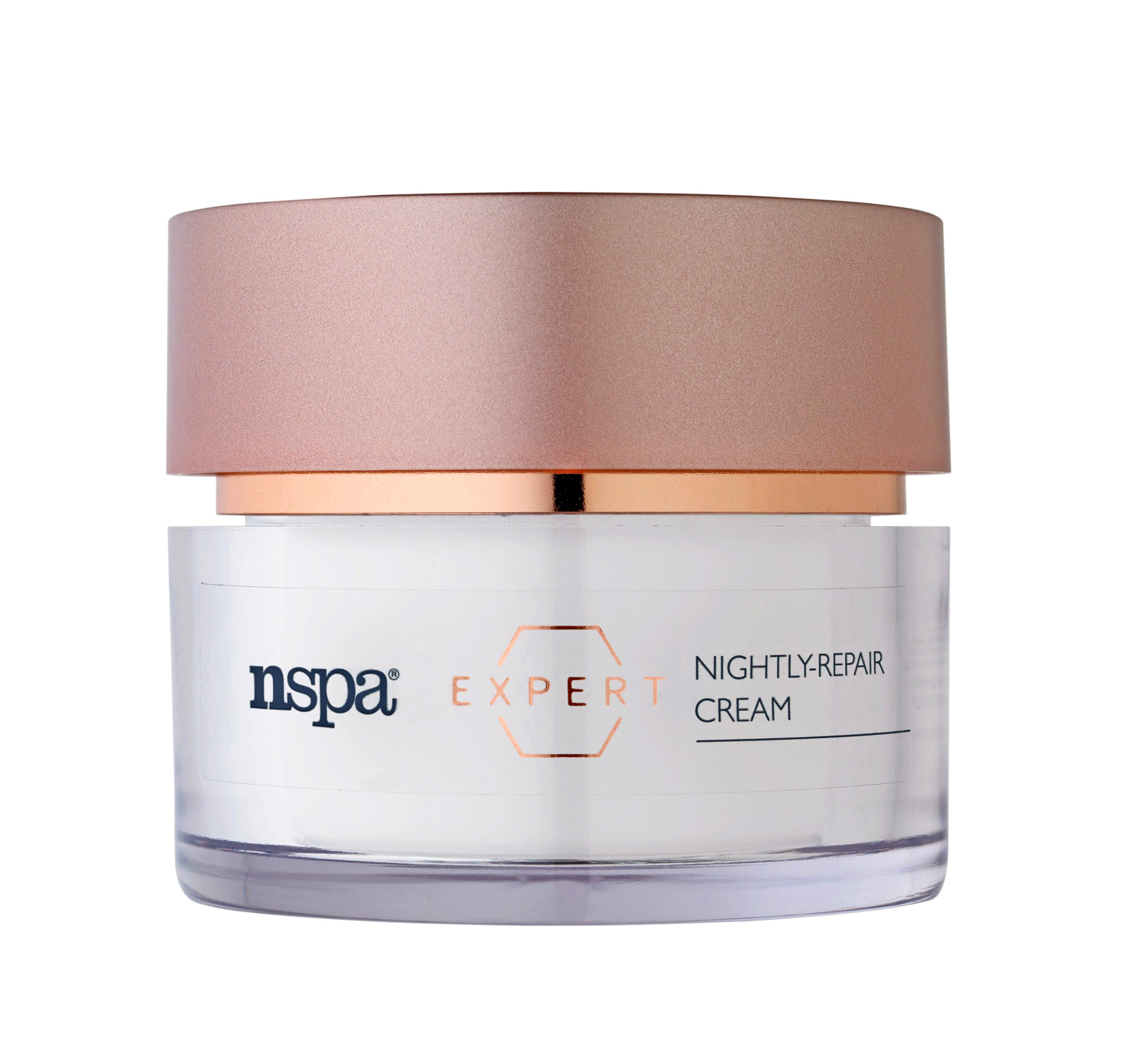 NSPA Expert Nightly Repair Cream