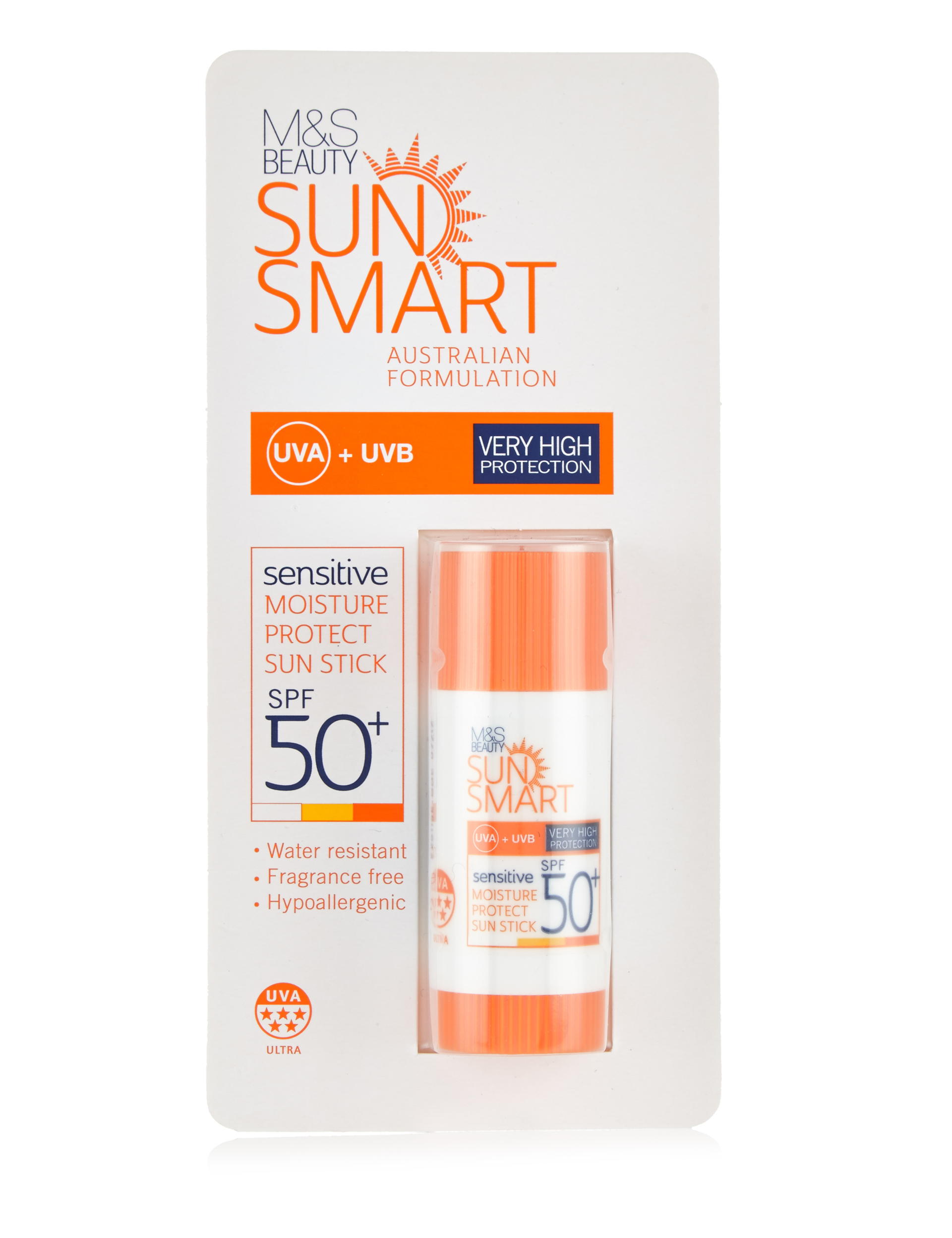 MARKS & SPENCER Sun Smart Sensitive Moisture Protect Sun Stick SPF 50+